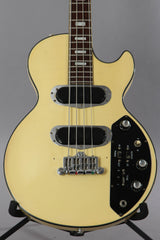 1976 Gibson Les Paul Triumph Bass Polaris White -Rare-