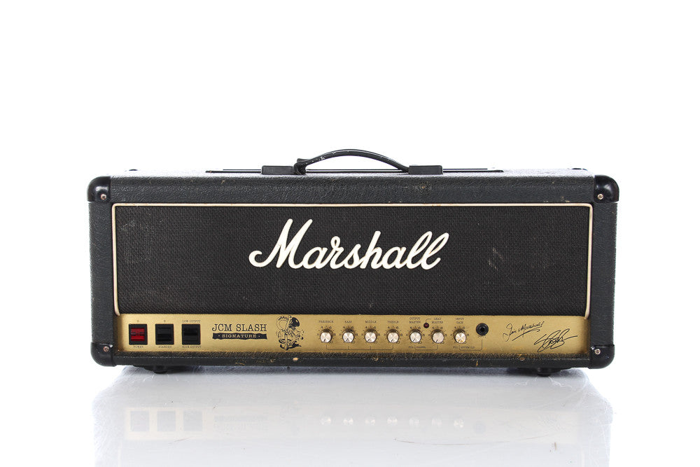 1996 Marshall JCM2555SL Slash Signature Head