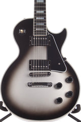 2014 Gibson Custom Shop Les Paul Custom Silverburst