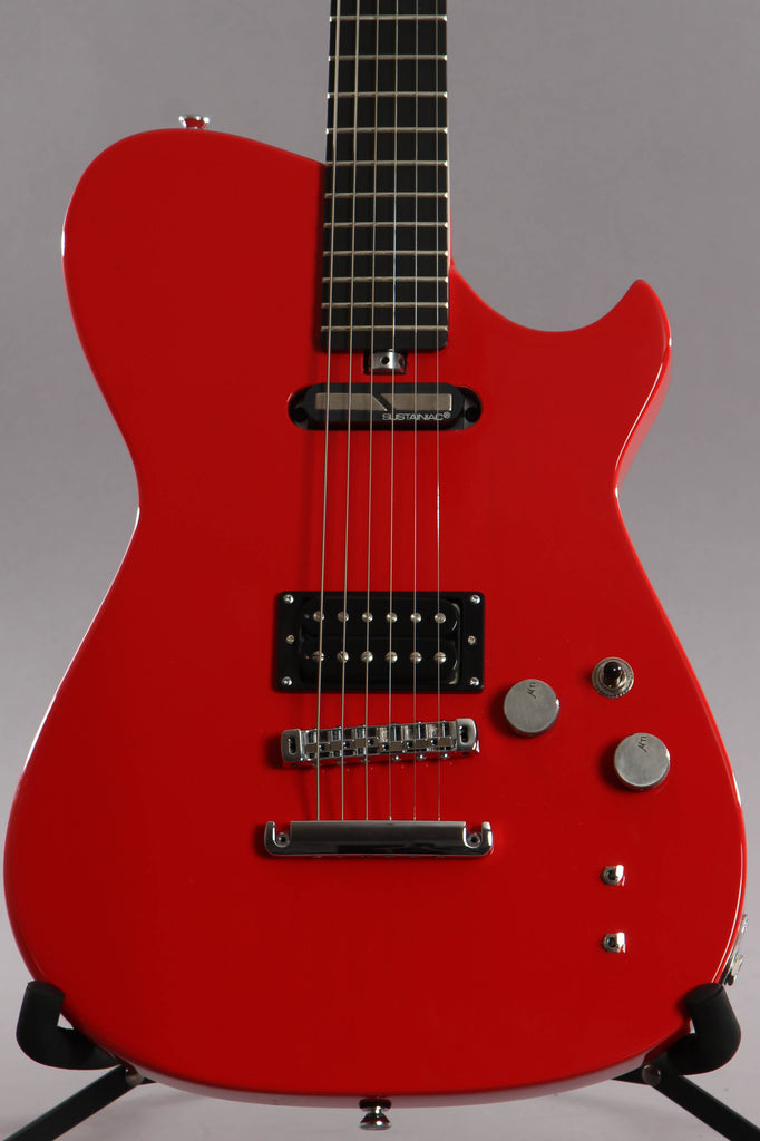2018 Manson MB-1 Matthew Bellamy Signature Red Alert