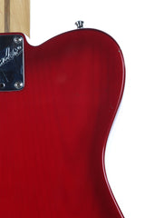 1995 Fender Telecaster Plus Version 1 Crimson Burst V1 Tele