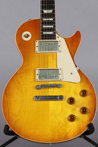 2006 Gibson Custom Shop Historic G0 R0 1960 Reissue Les Paul '60 RI Lemon Burst