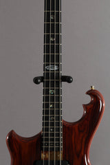 "2006 Left-Handed Alembic Series II ""Raging Bass"" Coco Bolo ~Front & Side LEDs~"