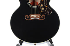 2015 Gibson Limited Edition Early 60s SJ-200 Ebony Acoustic Guitar