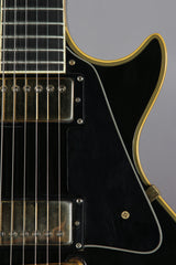 1980 Gibson Les Paul 25/50 Anniversary Model Black -RARE COLOR-