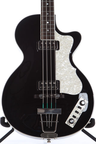 Hofner H500/1-CT Contemporary Series Violin Bass Guitar Black