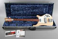 2005 Rickenbacker 4001C64S MG Satin Mapleglo Bass Guitar