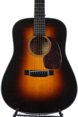 2005 Martin D-18 GE Golden Era 1934 Acoustic Guitar Sunburst
