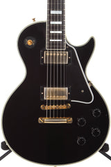 2011 Gibson Custom Shop Les Paul Custom 1957 Reissue 57RI Ebony Black Beauty
