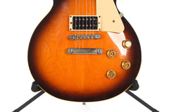 2000 Gibson Les Paul Classic Cinnamon Burst Electric Guitar -HEADSTOCK REPAIR-