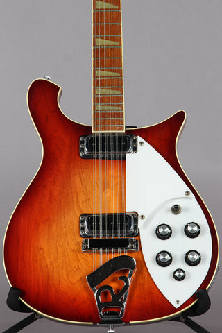 1983 Rickenbacker 620/12 12 String Electric Guitar Fireglo