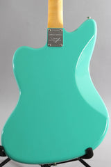 2016 Fender Custom Shop Limited 1958 Jazzmaster Closet Classic Aged Seafoam Green