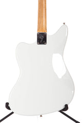 1962 Fender Jaguar Olympic White -REFINISHED-