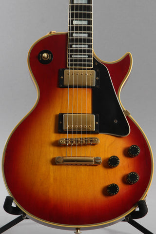 1981 Gibson Les Paul Custom Heritage Cherry Sunburst ~100% Original~