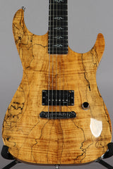 2003 Fender Custom Shop Chris Flemming Masterbuilt Showmaster EMT Exotic Maple Top