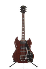 1971 Gibson SG Deluxe Cherry Electric Guitar