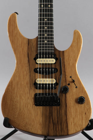 2015 Suhr Modern Black Limba Electric Guitar