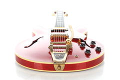 2017 Gibson Memphis ES-355 Sixties VOS Cherry with Factory Bigsby -SUPER CLEAN-