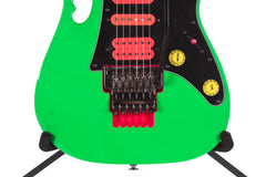 2017 Ibanez Jem 777 30th Anniversary Loch Ness Green Electric Guitar