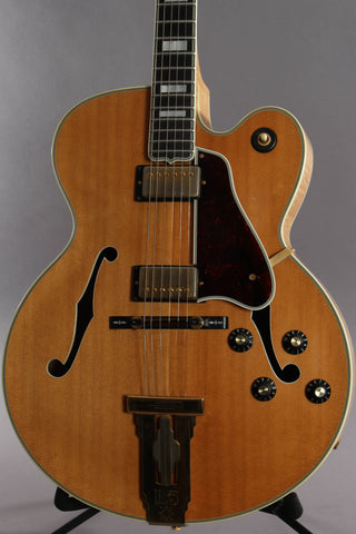 1982 Gibson L5-CES Archtop Electric Guitar Natural