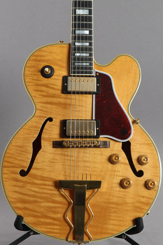 2016 Gibson Memphis ES-275 Natural Flame Top