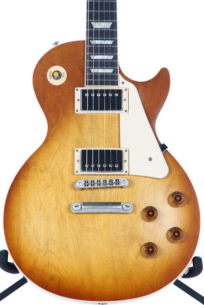 2016 Gibson Les Paul Standard Faded Honeyburst