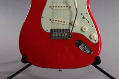 2012 Fender Artist Series Mark Knopfler Stratocaster Hot Rod Red ~Josefina Campos Hand-wound Pickups~