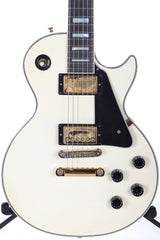 2000 Gibson Les Paul Custom White