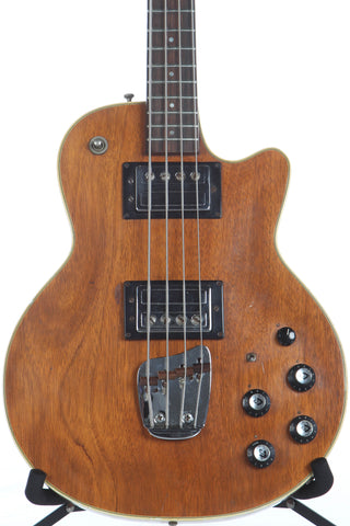 1975 Guild M-85 II Walnut Bass Guitar