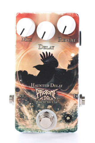Pro Tone Pedals Mark Holcomb's Haunted Delay