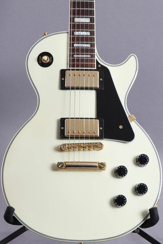 2016 Gibson Les Paul Custom Lite Alpine White