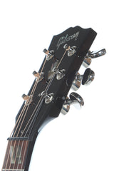 2016 Gibson Custom Shop Eric Church Hummingbird Dark Translucent Ebony Burst