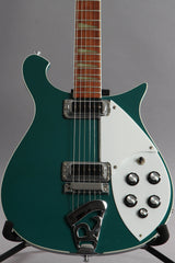 1999 Rickenbacker 620 Turquoise Electric Guitar ~Rare~