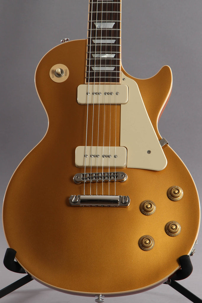 2015 Gibson Les Paul Less Plus Goldtop P-90's