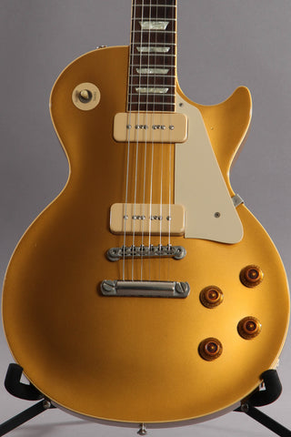 1998 Gibson Custom Shop Les Paul '56 Reissue 1956 R6 All Gold Goldtop ~Rare~