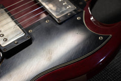 1986 Gibson SG Standard Aged Cherry