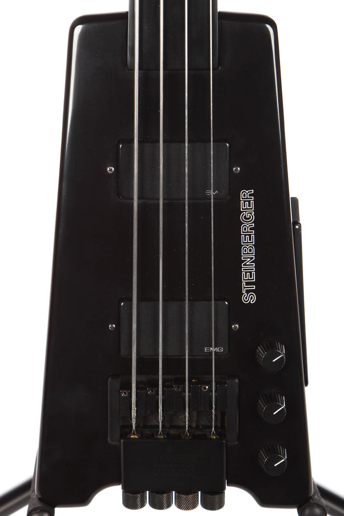 1987 Steinberger XL-2 Fret-less Bass Guitar -RARE-