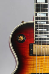 2009 Gibson Custom Shop Historic 1968 Reissue Les Paul Custom Tri Burst 68RI