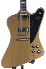 2013 Gibson Firebird 50th Anniversary Bullion Gold
