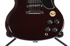 2013 Gibson SG Angus Young Thunderstruck Aged Cherry Electric Guitar
