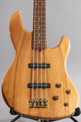 2005 Fender Victor Bailey KOA 4 String Fretless Jazz Bass -Rare-