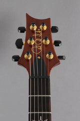 2010 PRS Paul Reed Smith Hollowbody II Black Gold Wrap 10 Top -With Piezo-