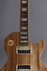 2007 Gibson Les Paul Classic Antique Zebrawood