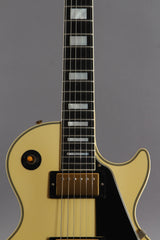 2004 Gibson Custom Shop '68 Reissue Les Paul Custom Vintage White 1968 ~Rare~