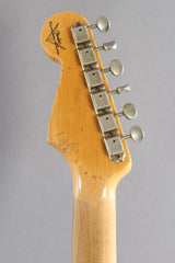 2010 Fender Custom Shop '59 Reissue Heavy Relic Stratocaster Sunburst