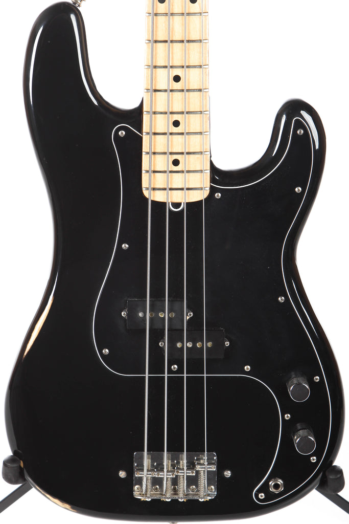 1977 Fender American P Precision Bass Black