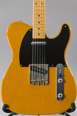 1985 Fender Japan MIJ '52 Telecaster TL52-70 Butterscotch Blonde