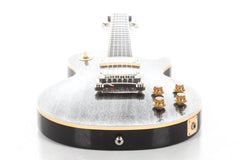 1999 Gibson Custom Shop Les Paul Elegant Silver Flow -ONLY 50 MADE-