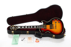 2007 Gibson Custom Shop Les Paul Custom 68RI Tri Burst