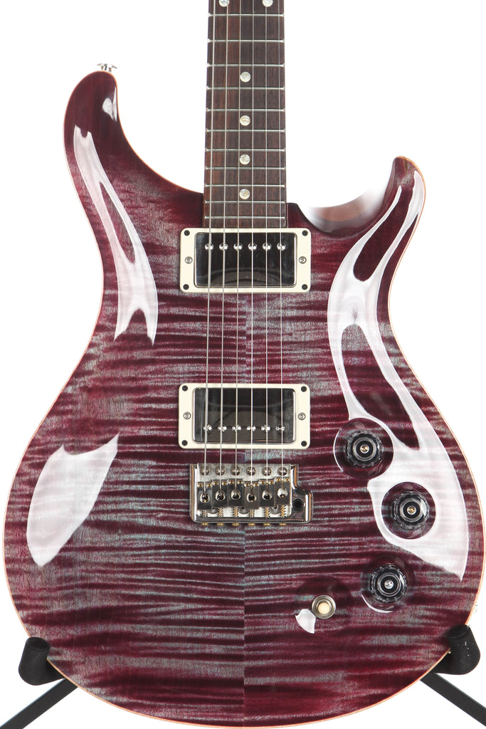 2015 PRS Paul Reed Smith DGT David Grissom Signature Violet Flame Top